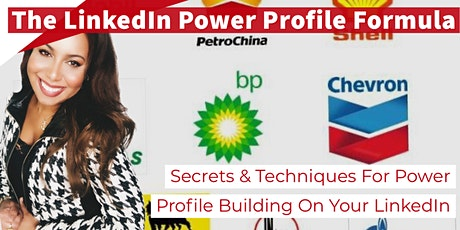 The Linkedin Power Profile Workshop- Online tickets