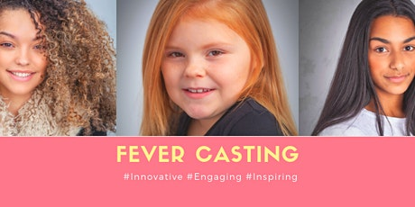 Fever Casting Headshot Day 20th/21st June  2020 tickets