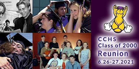 CCHS Class of 2000: 21st Reunion tickets