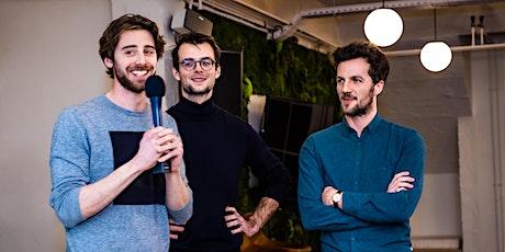Notre formation Développeur Web et Mobile !  #Portes Ouvertes #Lyon billets