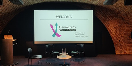 Democracy Volunteers Online Symposium on Electoral Integrity tickets