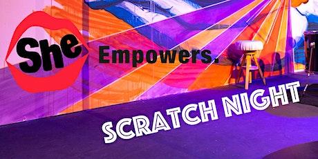 Empower: New Plays Scratch Night #SHEFESTDIGITAL2020 tickets
