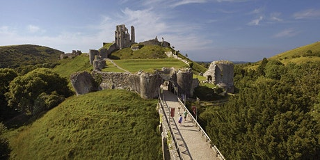 Timed entry to Corfe Castle (8 June - 14 June) tickets