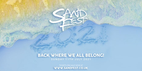SANDFEST 2021 tickets
