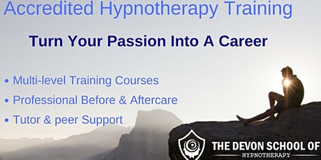 FREE Online Hypnotherapy Training Evening tickets