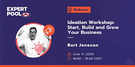 Ideation Workshop: Start, Build and Grow Your Business tickets