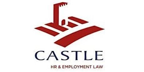 Castle HR & Employment Law - Hospitality Webinar tickets