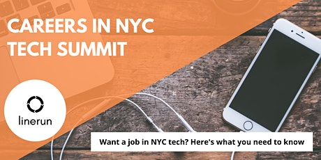 Careers in NYC Tech Roundtable    How to get a job in NYC Tech tickets