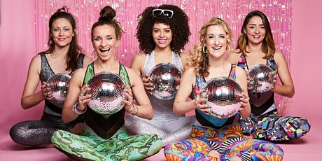 Disco Yoga Goes Zoom tickets