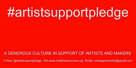 CVAN Presents...Independent Artists and Practitioners | Matthew Burrows tickets