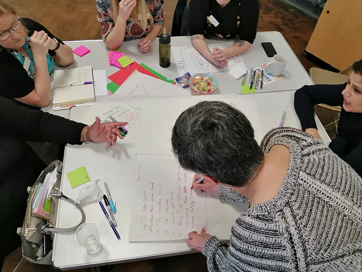 Facilitating Groups - Social Distancing and Beyond: Webinar Series image