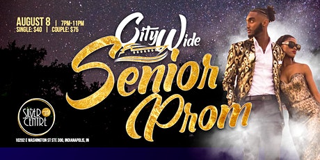 City-Wide All School Senior Prom tickets