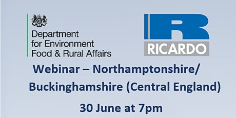 Future Farming Resilience Fund: webinar for participants in Central England tickets
