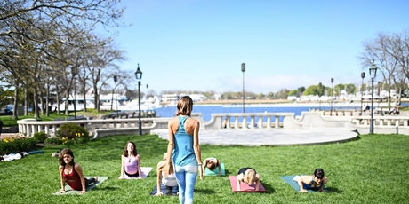 Sunday Morning Yoga on the Waterfront tickets
