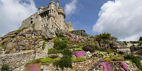 St Michael's Mount - Garden Terraces and Island Visit tickets