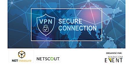 WEBINAR - NETSCOUT / NET-measure / Mark-Com Event tickets
