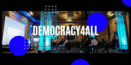 Democracy4all 2020 - Global Online Edition tickets