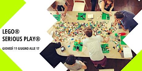 Lego® Serious Play®: un approccio creativo all'innovazione tickets