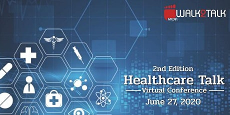 2nd Edition Healthcare Talk 2020 tickets