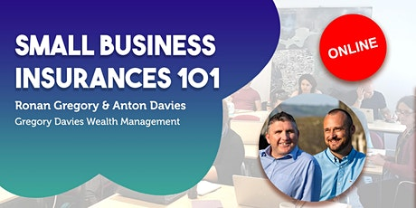 Small Business Insurances 101 tickets