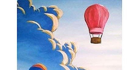 "Picnic'N Paint ""A Hot Air Balloon""  Sunday Afternoon Central Park  (06-21-2020 starts at 2:30 PM) tickets"