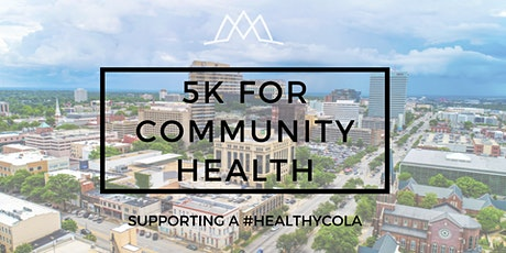 Annual 5k for Community Health tickets