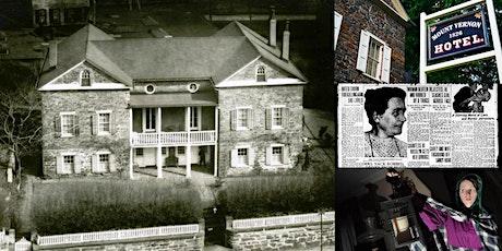 Virtual Murder Mystery with the Mount Vernon Hotel Museum biglietti