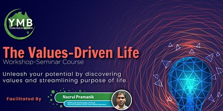 The Values-Driven Life tickets