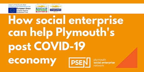 How social enterprise can help Plymouth's post COVID-19 economy tickets