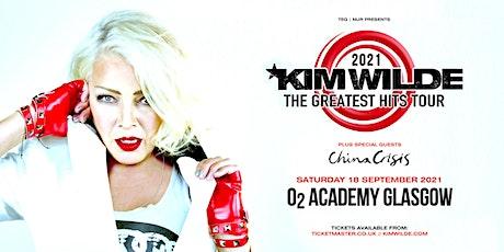 Kim Wilde (O2 Academy, Glasgow) tickets