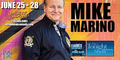 Mike Marino's MAKE AMERICA ITALIAN AGAIN COMEDY  TOUR in Naples, FL tickets