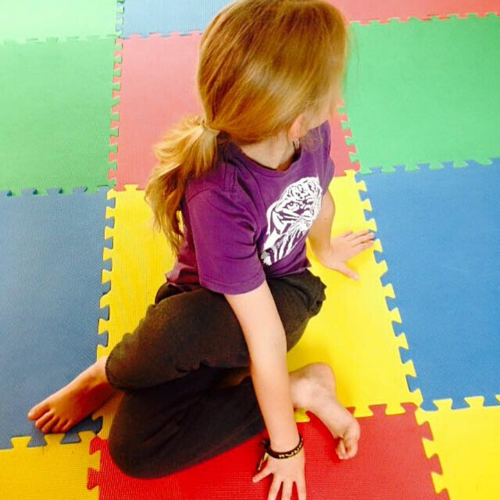Yoga for Kids Online image