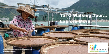 Tai O Walking Tour ... Explore More tickets