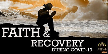 Faith and Recovery During COVID-19 tickets