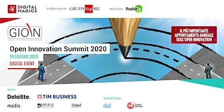 GIOIN Open Innovation Summit 2020 biglietti