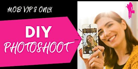 DIY VIP Photoshoot entradas