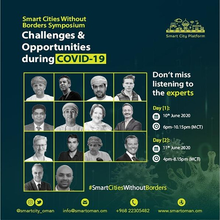Smart City Without Borders: Challenges and Opportunities during COVID-19 image