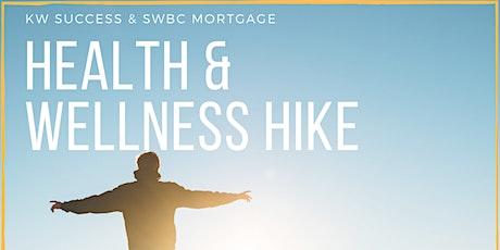 KW Success Health & Wellness Hike tickets