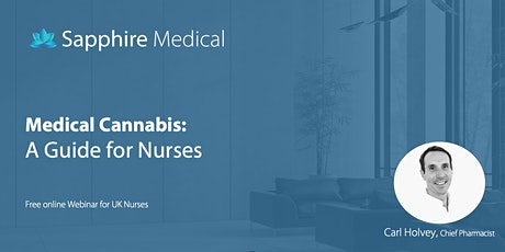 Medical Cannabis: A Guide for Nurses tickets