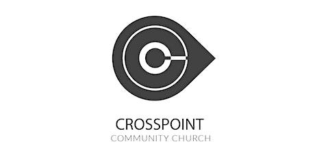 June  7 Crosspoint Community Church Worship Service tickets