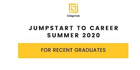 College Code Jumpstart to Career Series 2020 tickets