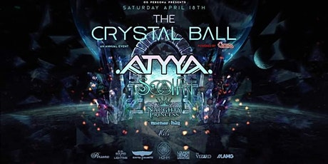 The Crystal Ball~Atyya,Soohan, Anchor Hill, Secret Headliner tickets