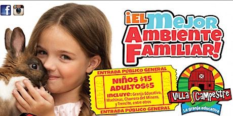 Boletos Publico General tickets
