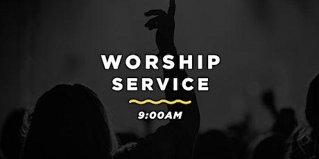 9am Worship Service tickets