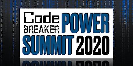 Code Breaker Power Summit tickets