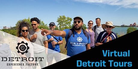 Detroit Design Virtual Tour tickets
