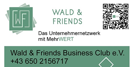 Business Stammtisch Bad Vöslau - Wald und Friends Business Club e.V. Tickets