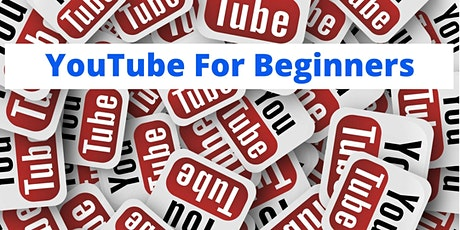 Youtube For Beginners tickets