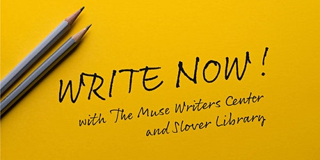 Write Now! with The Muse Writers Center tickets