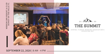 The Summit 2020 - Central Florida Wedding Association's Education Day tickets